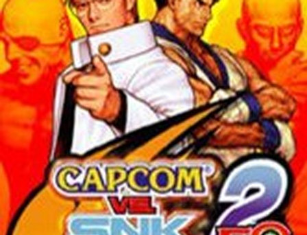 Capcom vs SNK 2 -Xbox