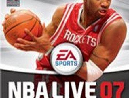 NBA Live 2007 -Xbox