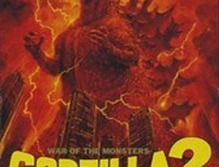 Godzilla 2 War of the Monsters
