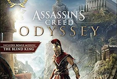 Assassin's Creed Odyssey -PlayStation 4