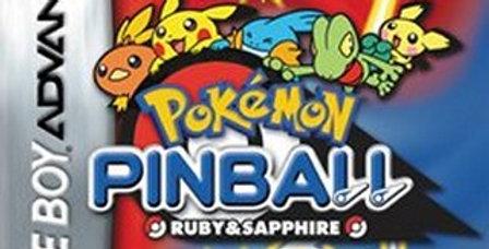 Pokemon Pinball Advance