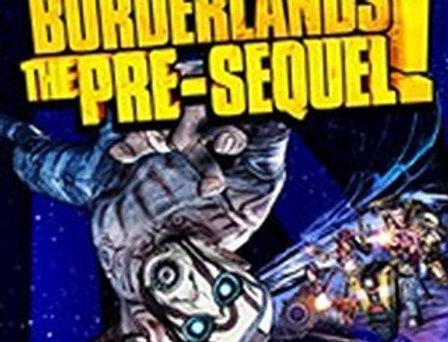 Borderlands The Pre-Sequel -Xbox 360