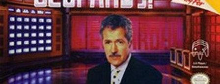 Jeopardy -Nintendo (NES)