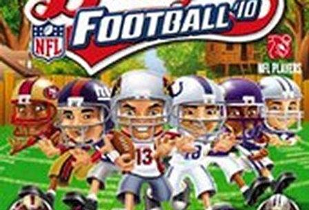 Backyard Football '10 -Nintendo Wii
