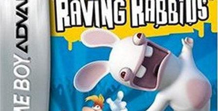 Rayman Raving Rabbids -Game Boy Advance