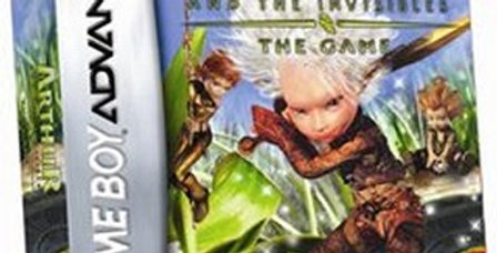 Arthur and the Invisibles -Game Boy Advance