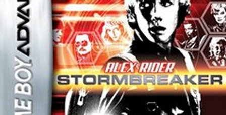 Alex Rider Stormbreaker -Game Boy Advance