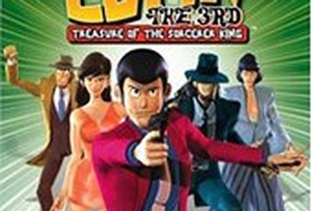 Lupin the 3rd Treasure of the Sorcerer King