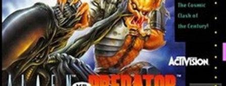 Alien vs Predator -Nintendo, Super (SNES)