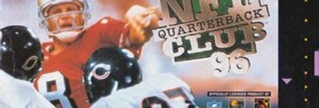 NFL Quarterback Club 96 -Nintendo, Super (SNES)