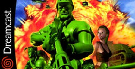 Army Men Sarge's Heroes -Sega Dreamcast