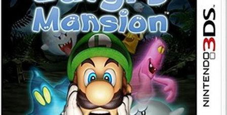 Luigi's Mansion -Nintendo 3DS