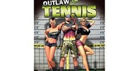 Outlaw Tennis -PlayStation 2