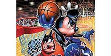 Disney Sports Basketball -Nintendo Gamecube