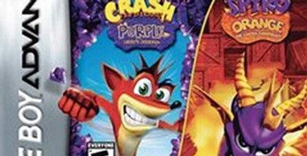 Crash and Spyro Superpack