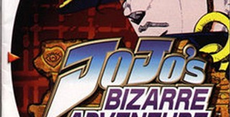 JoJo's Bizarre Adventure -Sega Dreamcast