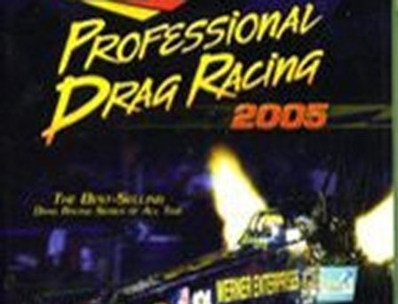 IHRA Professional Drag Racing 2005