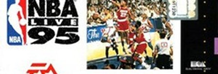 NBA Live 95 -Nintendo, Super (SNES)