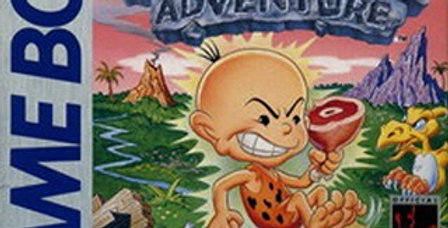Bonk's Adventure -Game Boy