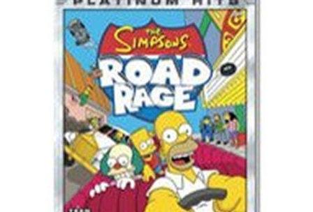 Simpsons Road Rage, The -Xbox