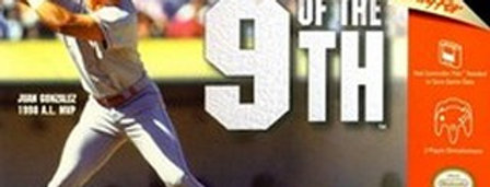 Bottom of the 9th -Nintendo 64