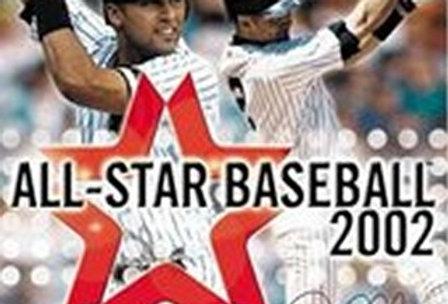 All-Star Baseball 2002 -Nintendo Gamecube