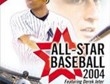 All-Star Baseball 2004 -Xbox