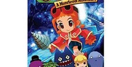 Gurumin A Monstrous Adventure