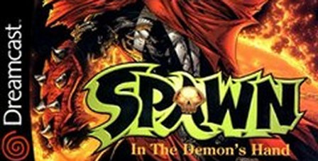 Spawn In the Demon's Hand
