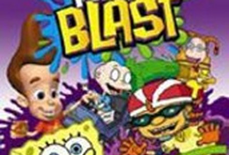 Nickelodeon Party Blast -Nintendo Gamecube