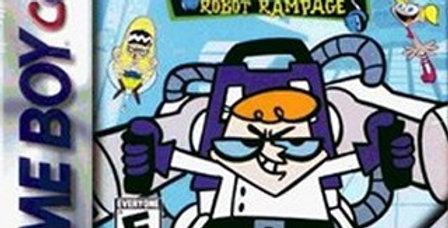 Dexter's Laboratory Robot Rampage