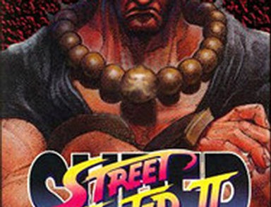 Street Fighter II Turbo -3DO