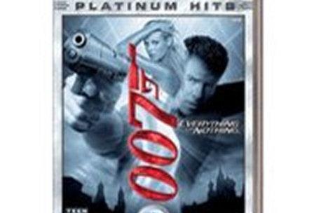 007 Everything or Nothing -Xbox
