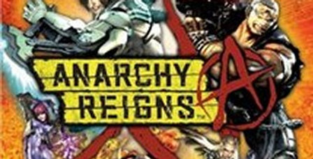 Anarchy Reigns -PlayStation 3