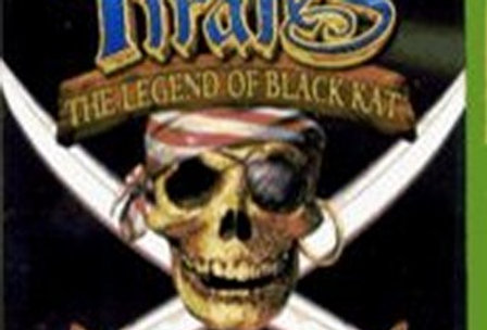 Pirates Legend of Black Kat -Xbox