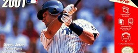 All-Star Baseball 2001 -Nintendo 64