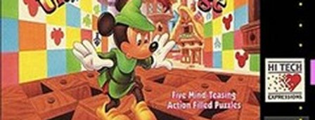 Mickey's Ultimate Challenge -Nintendo, Super (SNES)