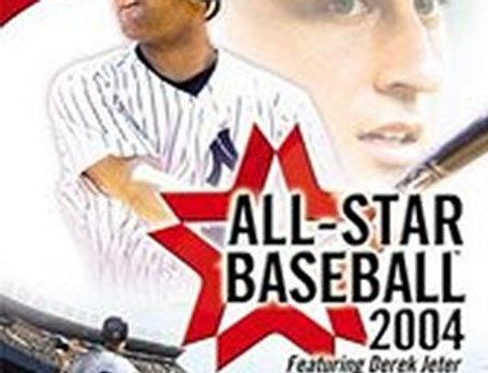 All-Star Baseball 2004 -PlayStation 2