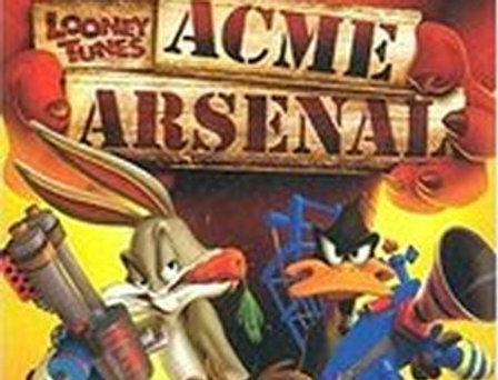 Looney Tunes Acme Arsenal -Nintendo Wii