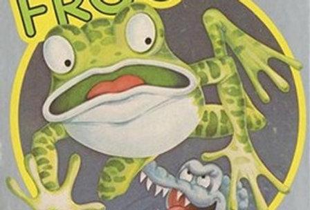 Frogger -Atari 2600