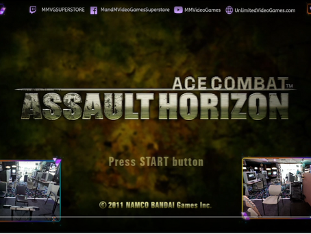 Now Livestreaming on Twitch!