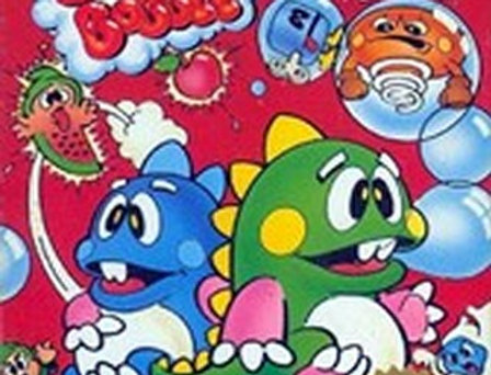 Bubble Bobble -Nintendo (NES)