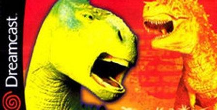 Disney's Dinosaur -Sega Dreamcast