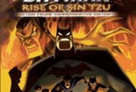 Batman Rise of Sin Tzu -PlayStation 2