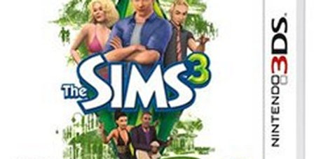 Sims 3, The -Nintendo 3DS