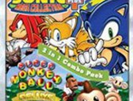 Sonic Mega Collection Plus and Super Monkey Ball Deluxe