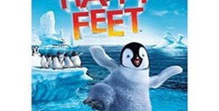 Happy Feet -Nintendo Wii