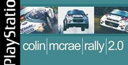 Colin Mcrae Rally 2.0 -PlayStation 1