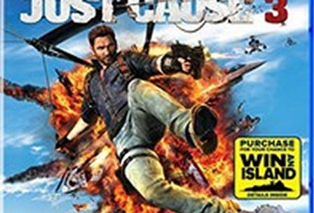 Just Cause 3 -PlayStation 4