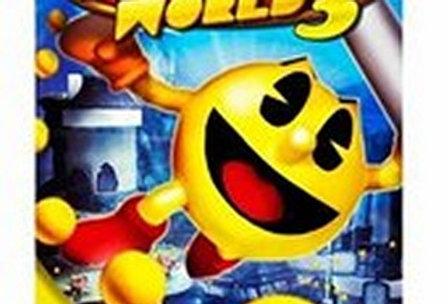 Pac-Man World 3 -PlayStation Portable (PSP)